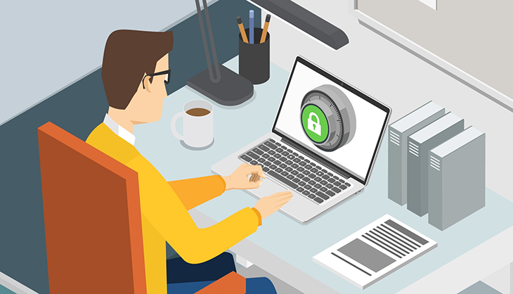 AnyDesk Sicherheits-Features