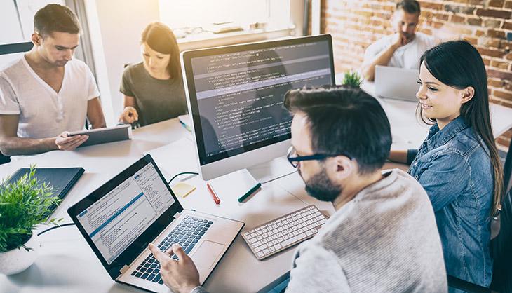 Zusammenarbeiten und coden mit AnyDesk