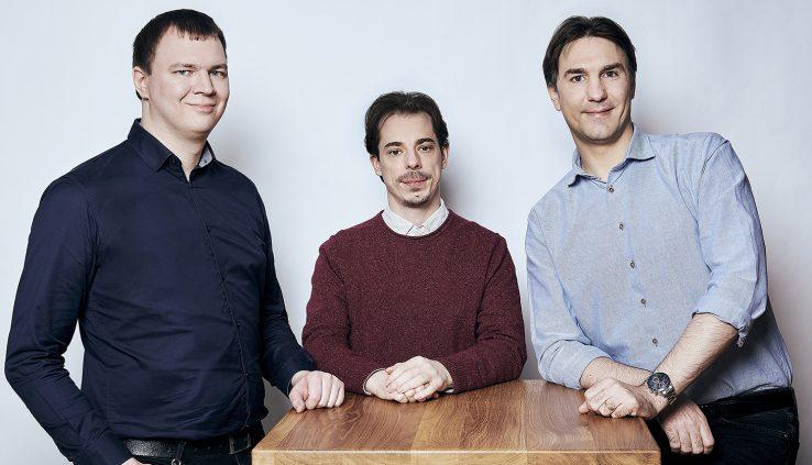 Die Gründer von AnyDesk