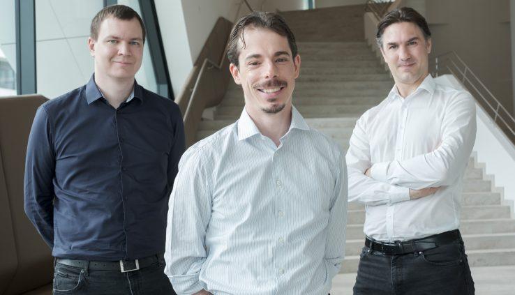 Das AnyDesk Gründer Team